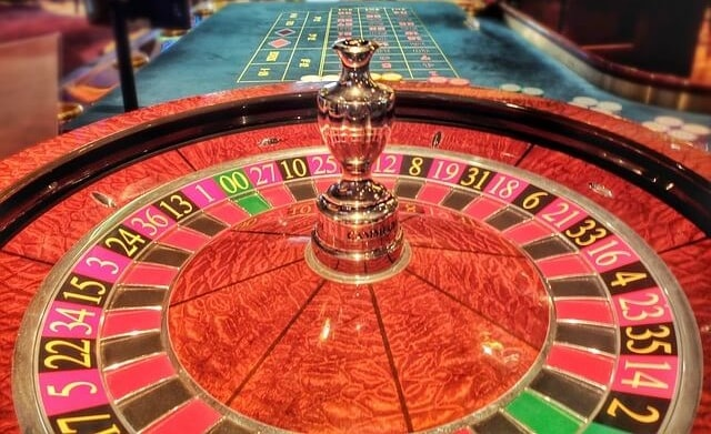 rueda de apuestas de la ruleta americana online