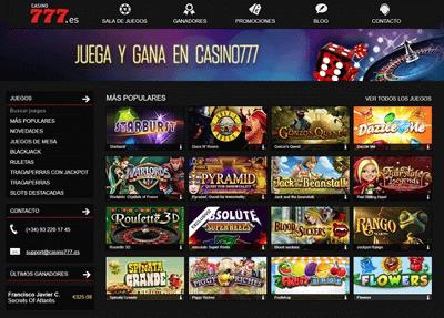 casino 777 homepage